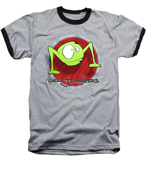 Ramble Baseball T-Shirt by Uncle J's Monsters
