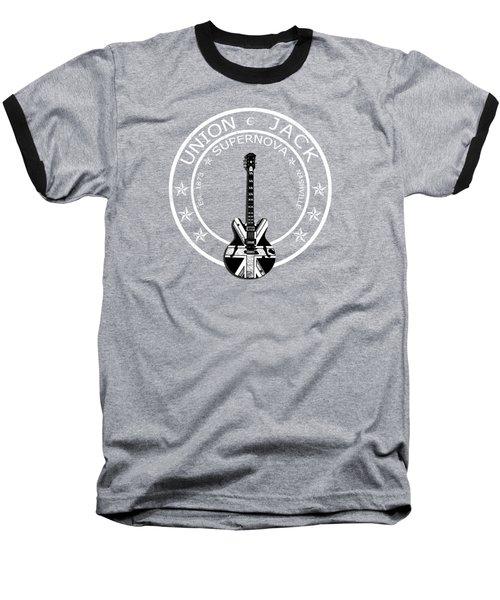 Epiphone Union Jack Baseball T-Shirt