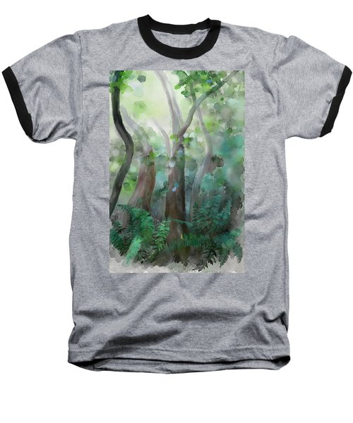 Jungle Baseball T-Shirt