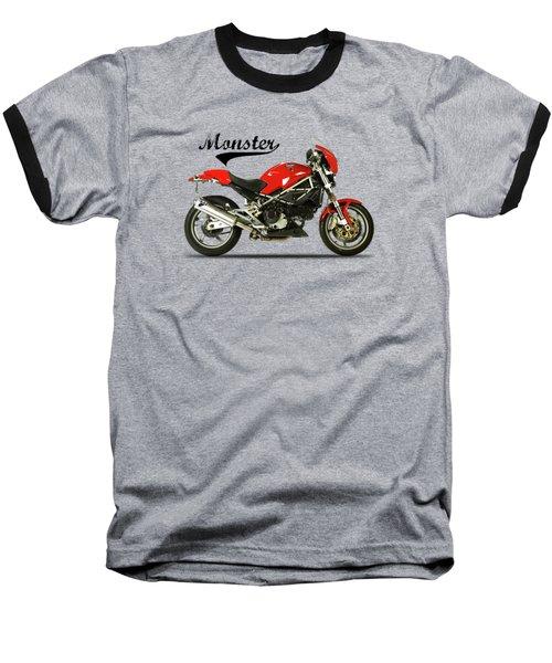 Ducati Monster S4 Sps Baseball T-Shirt