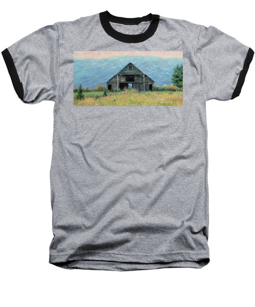 Still Standing Baseball T-Shirt by Bonnie Mason