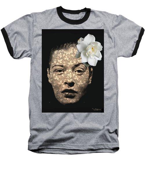 Billy Holiday Baseball T-Shirt