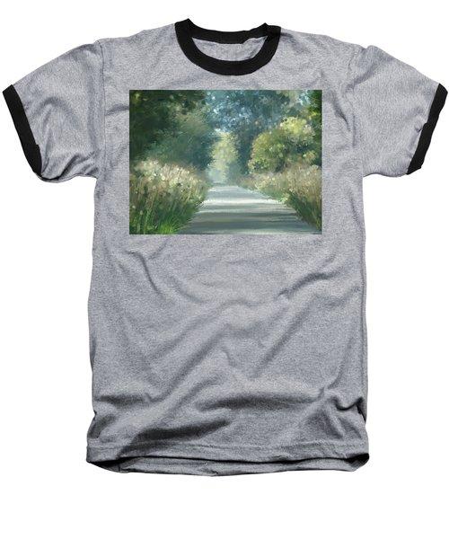 The Road Back Home Baseball T-Shirt