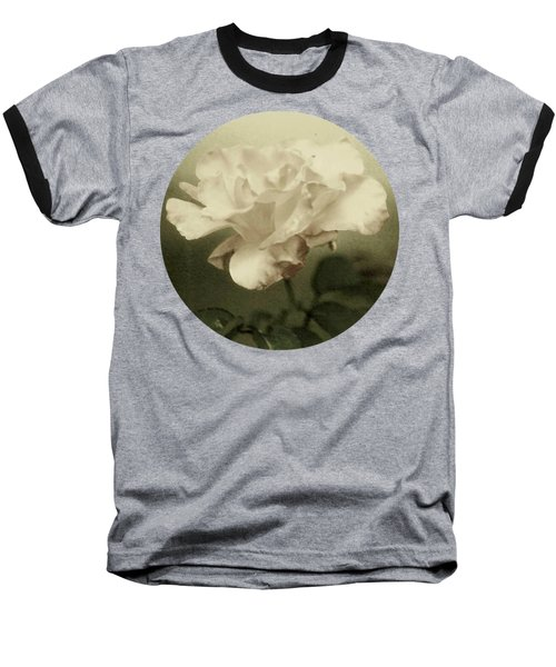 Faded Rose Baseball T-Shirt