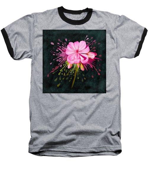 Color Eruption  Baseball T-Shirt