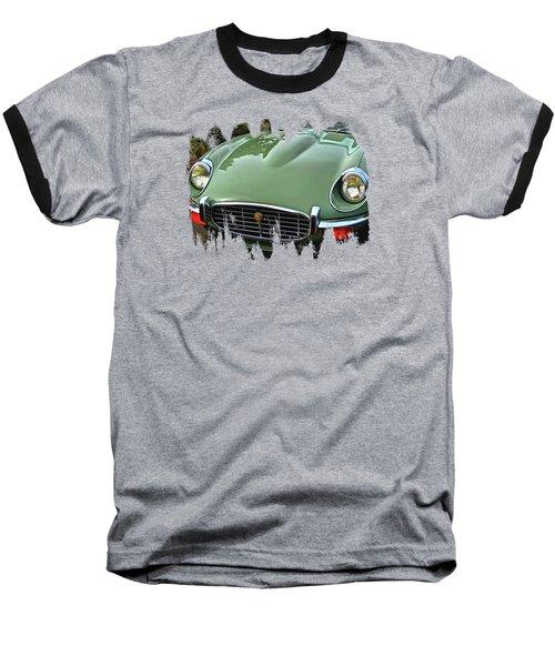 Mint Jaguar Baseball T-Shirt