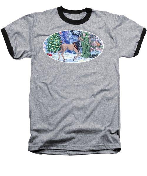 A Christmas Fairy Tale Baseball T-Shirt