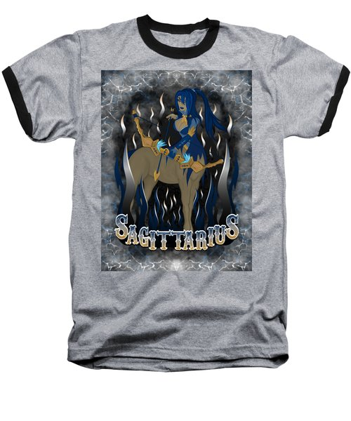 The Archer Sagittarius Spirit Baseball T-Shirt