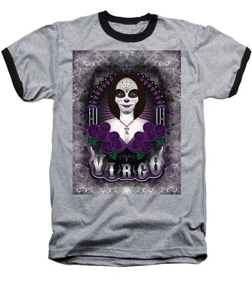 The Virgin Virgo Spirit Baseball T-Shirt