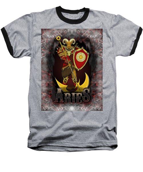 The Ram Aries Spirit Baseball T-Shirt