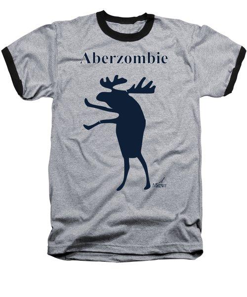 Aberzombie Baseball T-Shirt