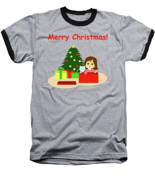 Christmas #1 Baseball T-Shirt