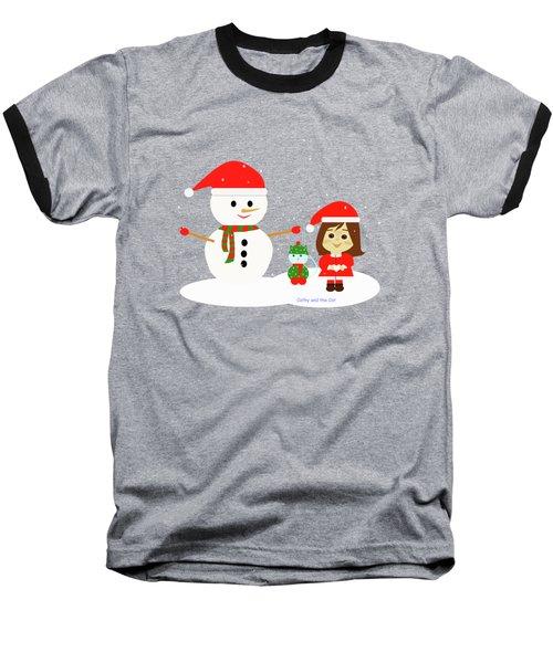 Christmas #5 Baseball T-Shirt