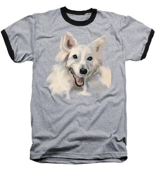 Dog Olaf Baseball T-Shirt