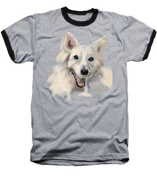 Dog Olaf Baseball T-Shirt