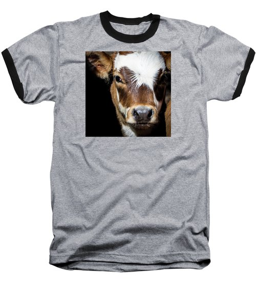 Patches Baseball T-Shirt