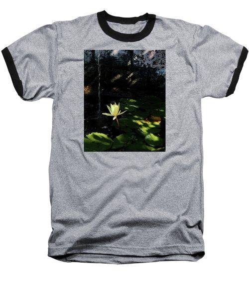 Lotus Pond Baseball T-Shirt