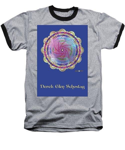 Derek Soul Portrait Baseball T-Shirt