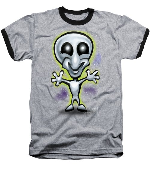 Alien Baseball T-Shirt