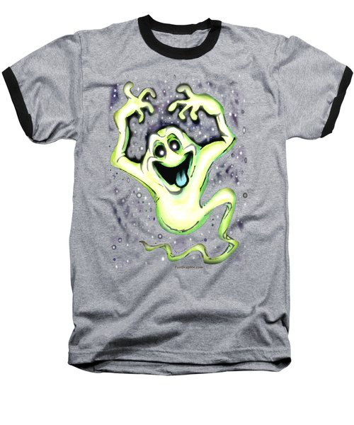 Ghost Baseball T-Shirt