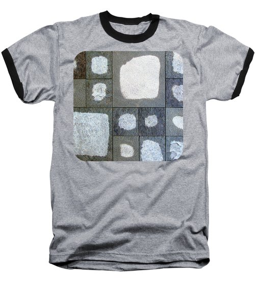 While We Were Having Lunch It Rained Baseball T-Shirt by Ethna Gillespie