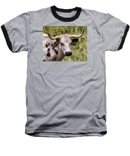 Call Me Spot Baseball T-Shirt