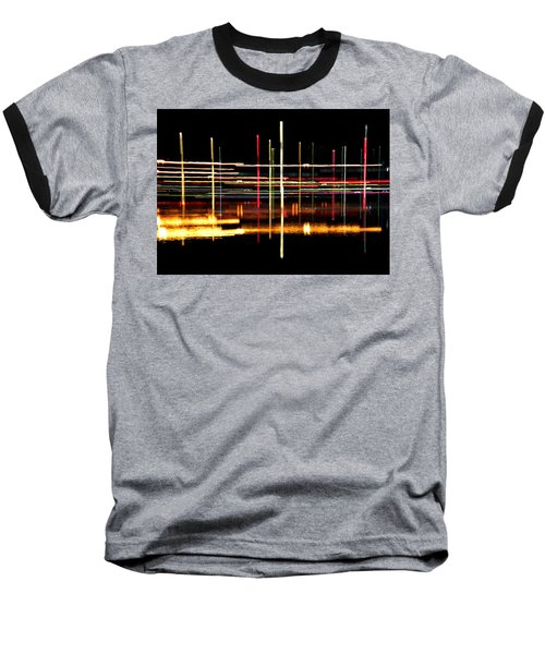 Cosmic Avenues Baseball T-Shirt