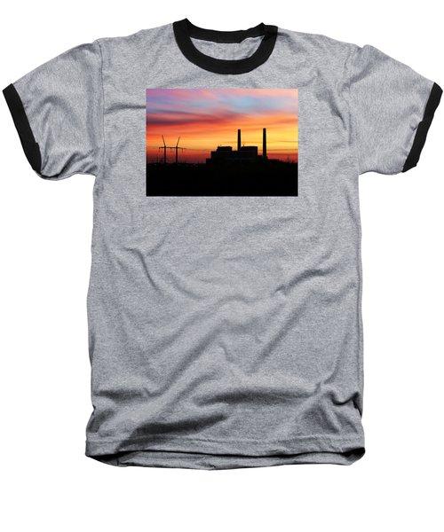 A Gentleman Sunrise Baseball T-Shirt