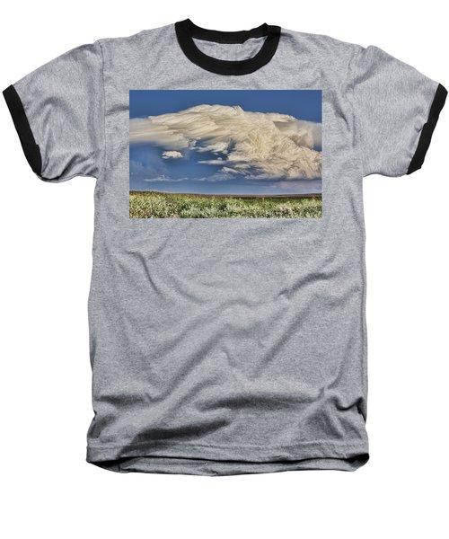 Cloud Brew Baseball T-Shirt