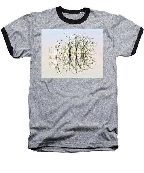 Graceful Grass Baseball T-Shirt