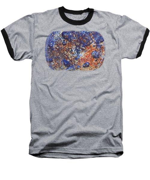 Blown Away Baseball T-Shirt by Sami Tiainen