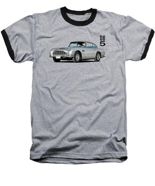 Aston Martin Db5 Baseball T-Shirt