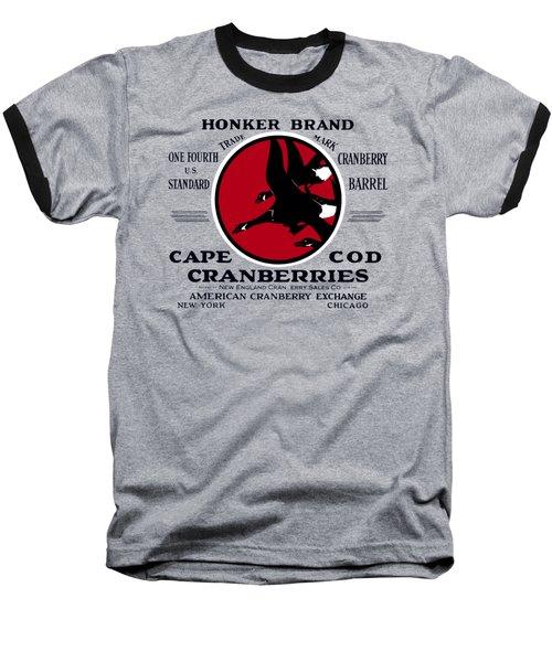 1900 Honker Cranberries Baseball T-Shirt