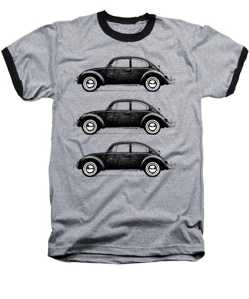 Think Small Baseball T-Shirt