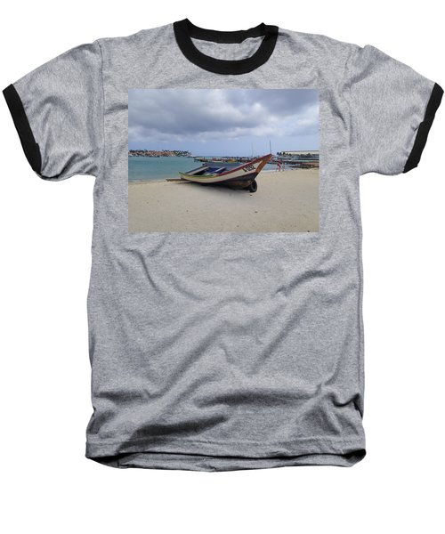 Aruba Beach Baseball T-Shirt