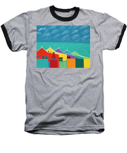 Aruba Fantasy  Baseball T-Shirt