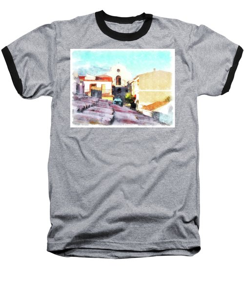 Arzachenaroof And Church Baseball T-Shirt
