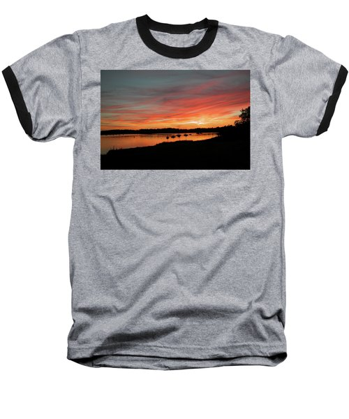 Arzal Sunset Baseball T-Shirt