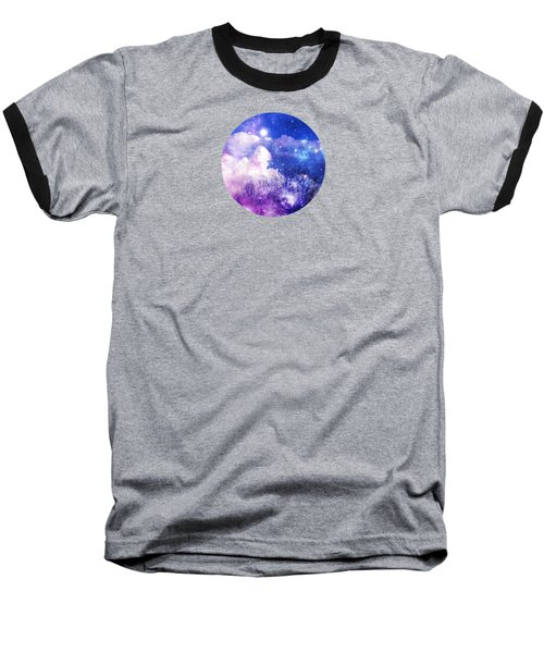 As It Is In Heaven Mandala Baseball T-Shirt