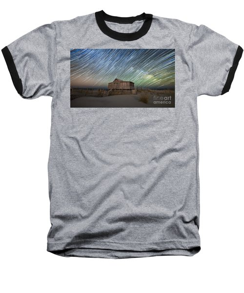 As The Stars Passed By  Baseball T-Shirt