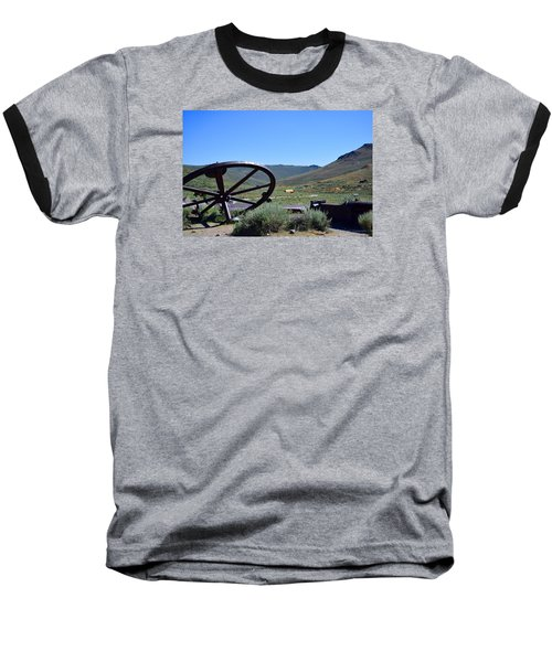 As The Wheel Turns Baseball T-Shirt