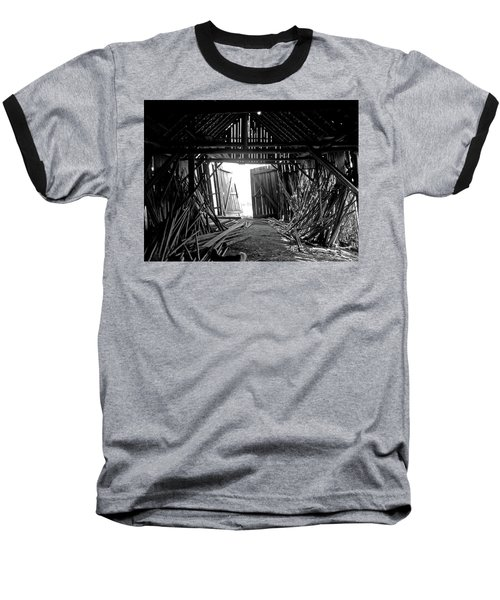 As Time Goes By Baseball T-Shirt