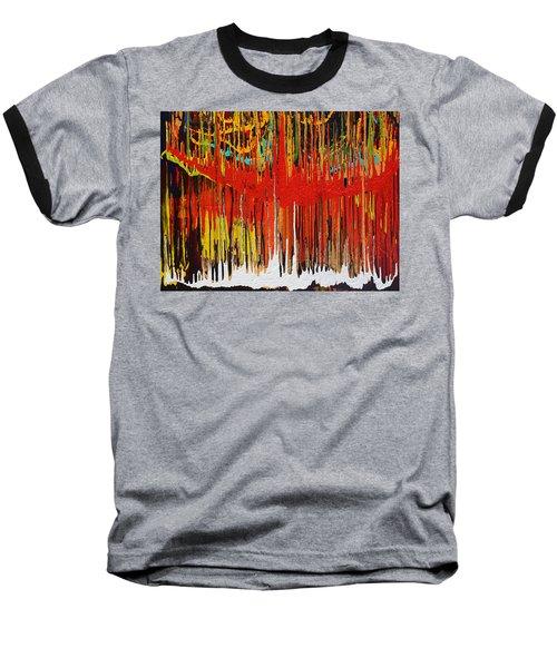 Ascension Baseball T-Shirt by Ralph White