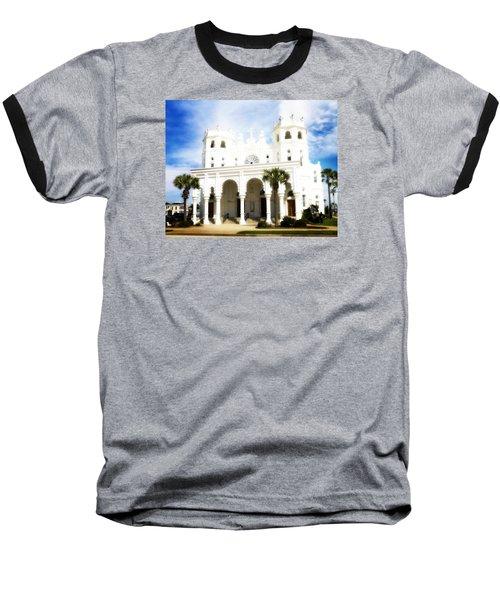 Ascension Sunday Baseball T-Shirt