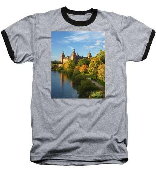 Aschaffenburg Bavaria 1 Baseball T-Shirt by Rudi Prott