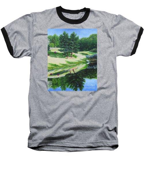Asheville Reflections Baseball T-Shirt