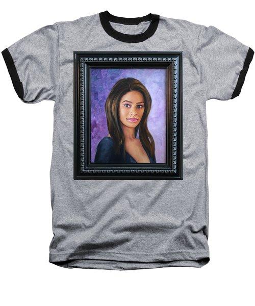 Ashly Ann Baseball T-Shirt