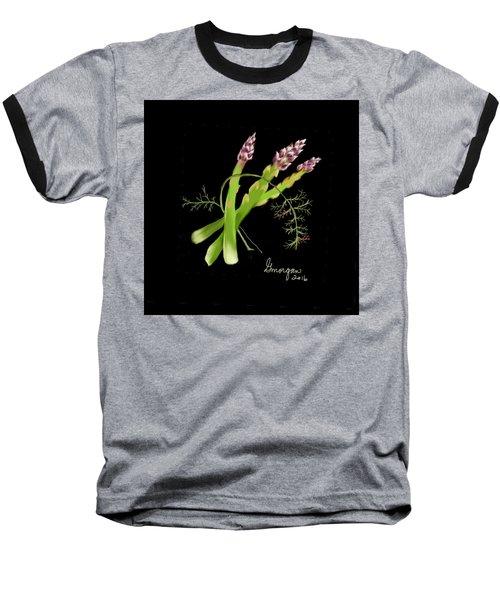Asparagas  Baseball T-Shirt