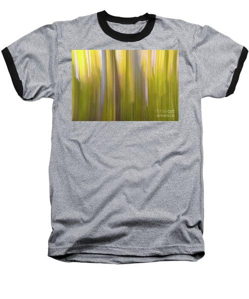 Aspen Blur #6 Baseball T-Shirt