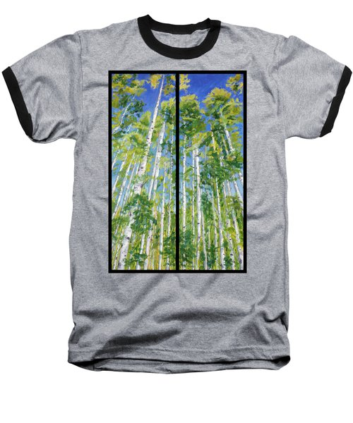 Aspen Twin Perspectives Baseball T-Shirt